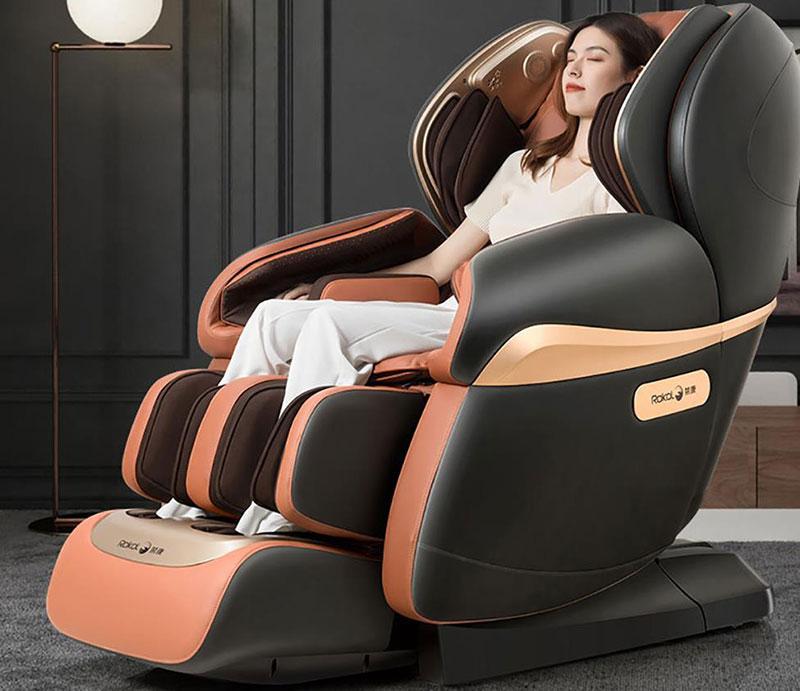 荣康按摩椅RK-G800怎么样?4D芯臻享智能按摩椅