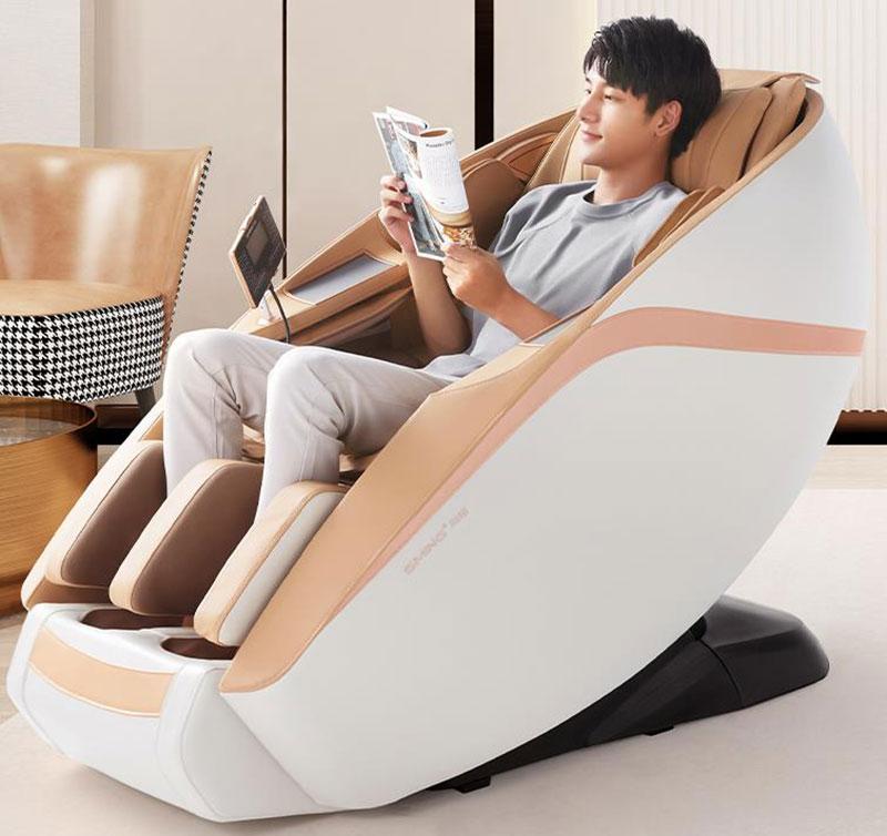 尚铭按摩椅SM-935L怎么样?4D MAX元气椅