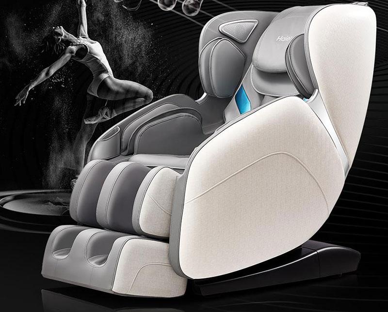 海尔按摩椅H3-102怎么样?3D AI智能按摩椅