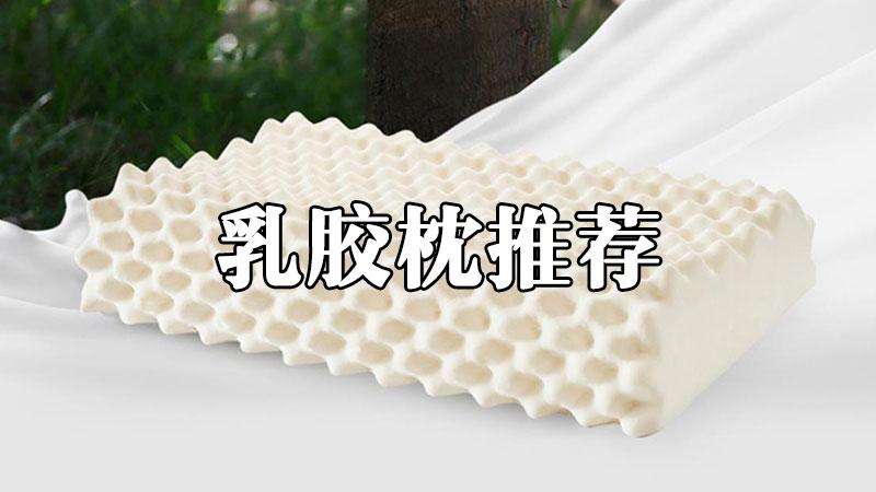 2021年性价比高的乳胶枕推荐