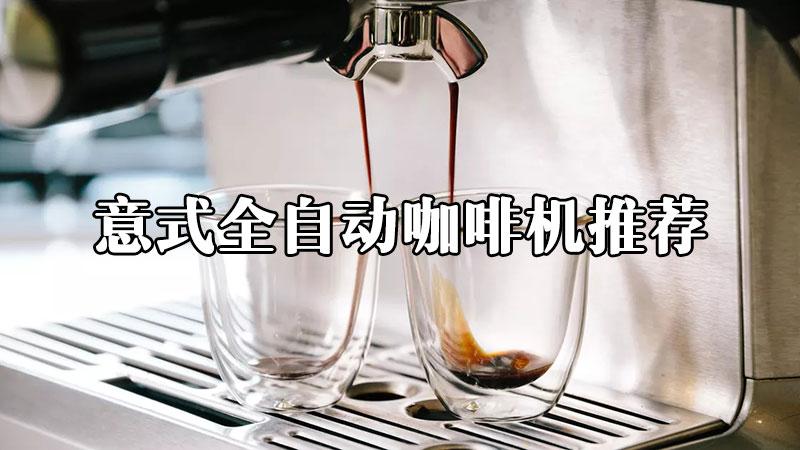 2021年性价比高的家用意式全自动咖啡机推荐