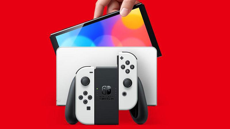 Switch OLED版怎么样?任天堂switch oled参数及测评